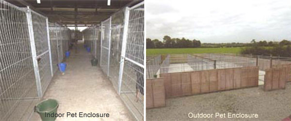 Pet Enclosures